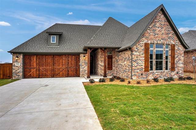 108 Prairie Meadow Lane, Pottsboro, TX 75076 (MLS #14522691) :: The Kimberly Davis Group