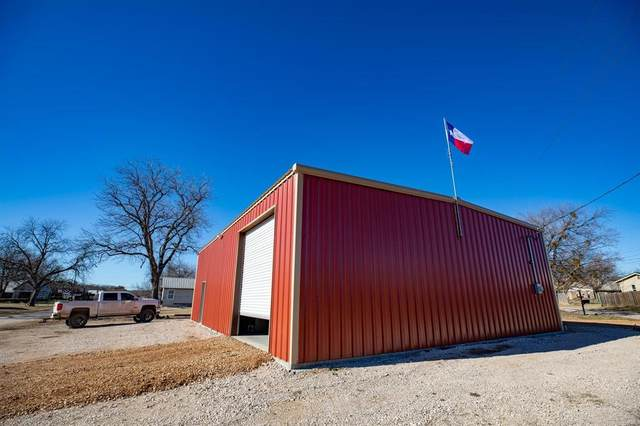 224 N 4th Street, Albany, TX 76430 (MLS #14522696) :: The Tierny Jordan Network