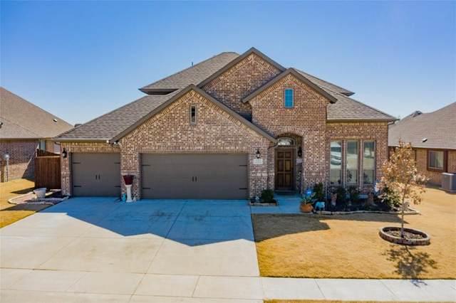 333 Sherbrook Street, Van Alstyne, TX 75495 (MLS #14522698) :: The Kimberly Davis Group
