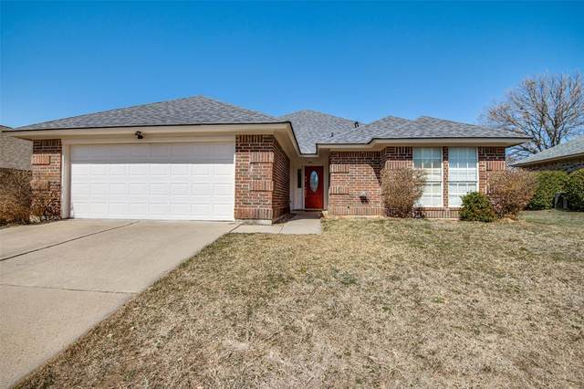 6705 Wayfarer Trail, Fort Worth, TX 76137 (MLS #14522701) :: NewHomePrograms.com