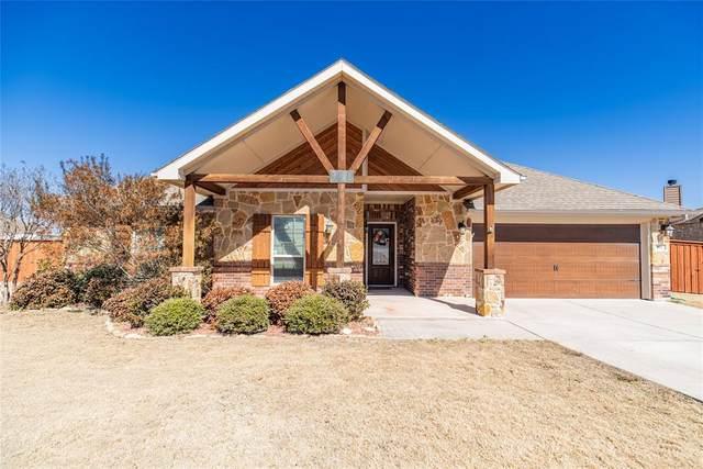 112 Portales Drive, Aledo, TX 76008 (MLS #14522724) :: The Kimberly Davis Group