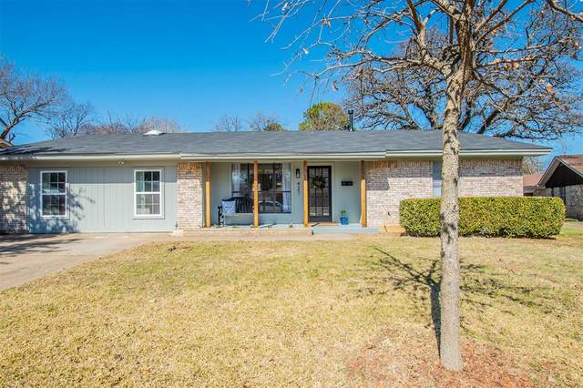 427 Holly Street, Grapevine, TX 76051 (MLS #14522733) :: Team Tiller