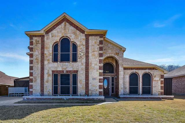 4417 Teal Court, Sachse, TX 75048 (MLS #14522734) :: Jones-Papadopoulos & Co