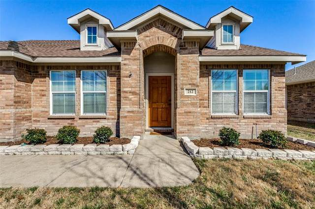 212 Freedom Trail, Forney, TX 75126 (MLS #14522741) :: The Kimberly Davis Group