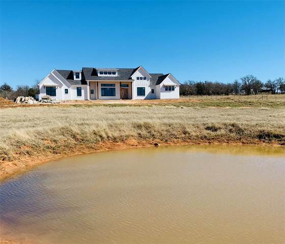 4427 Tin Top Road, Weatherford, TX 76087 (MLS #14522747) :: The Kimberly Davis Group