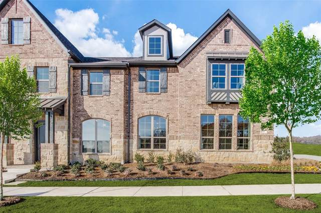217 Indian Hills Avenue, Flower Mound, TX 75028 (MLS #14522768) :: Maegan Brest | Keller Williams Realty