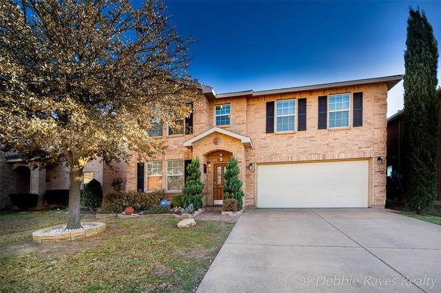 3957 Thoroughbred Trail, Fort Worth, TX 76123 (MLS #14522779) :: The Kimberly Davis Group