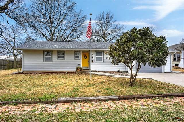 106 W Duke Street, Howe, TX 75459 (MLS #14522781) :: RE/MAX Landmark