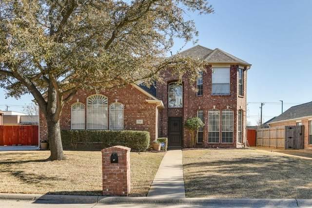 714 Coal Creek Drive, Mansfield, TX 76063 (MLS #14522787) :: The Kimberly Davis Group