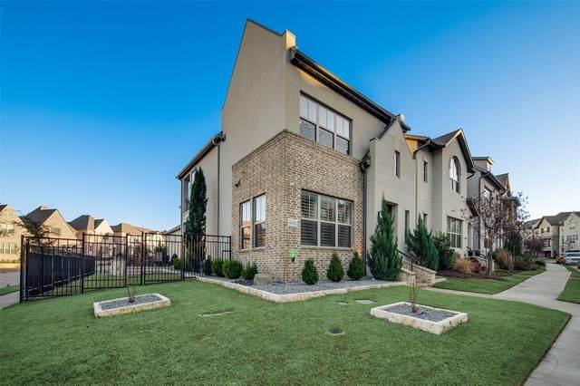 4878 Cloudcroft Lane, Irving, TX 75038 (MLS #14522792) :: The Star Team | JP & Associates Realtors