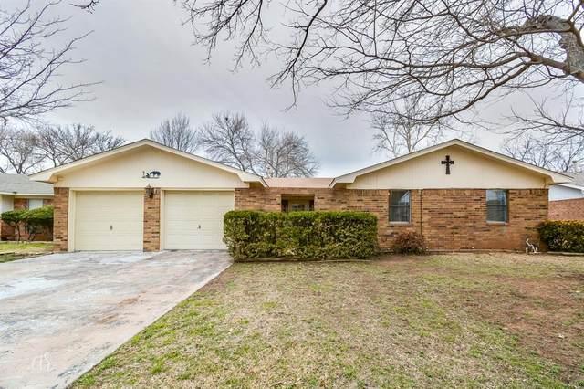 5365 Hunters Circle, Abilene, TX 79606 (MLS #14522800) :: Jones-Papadopoulos & Co