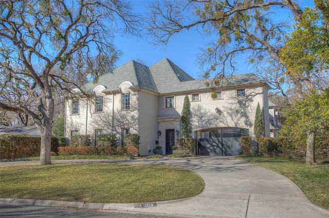 305 N Bailey Avenue, Fort Worth, TX 76107 (#14522853) :: Homes By Lainie Real Estate Group