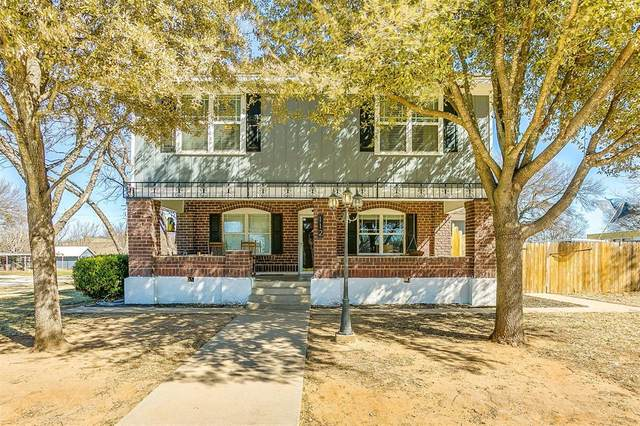 112 Walnut Street, Gordon, TX 76453 (MLS #14522871) :: RE/MAX Landmark