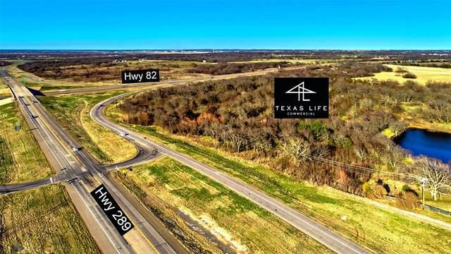 TBD State Hwy 289, Sherman, TX 75092 (MLS #14522879) :: The Kimberly Davis Group