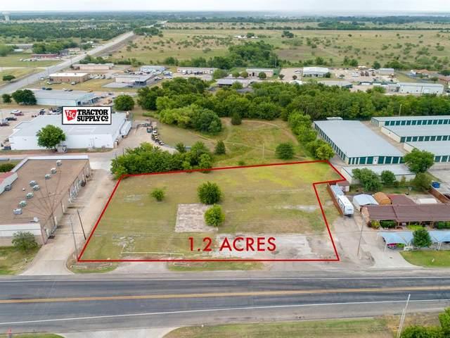 8111 Wesley Street, Greenville, TX 75402 (MLS #14522914) :: Team Tiller