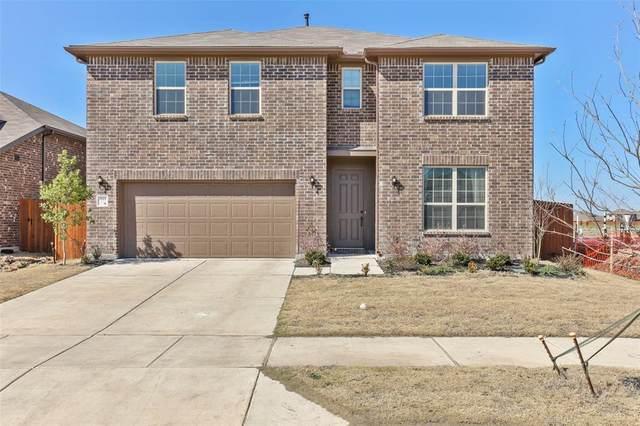 3919 Pioneer Drive, Crandall, TX 75126 (MLS #14522915) :: RE/MAX Landmark
