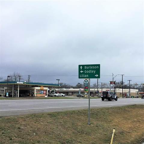 113 S Broadway Street, Joshua, TX 76058 (MLS #14522917) :: RE/MAX Landmark