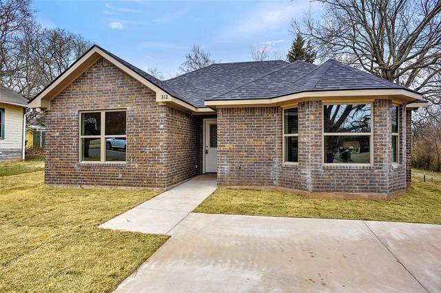 312 W Heron Street, Denison, TX 75020 (MLS #14522932) :: RE/MAX Landmark