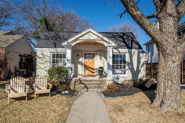 7203 La Vista Drive, Dallas, TX 75214 (MLS #14522937) :: Robbins Real Estate Group