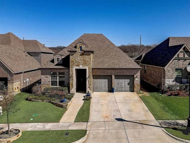 2629 Walnut Creek Lane, The Colony, TX 75056 (MLS #14522944) :: Lisa Birdsong Group | Compass