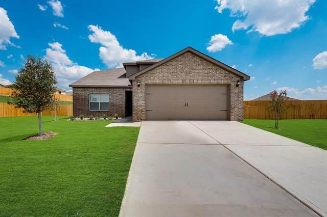 143 Cattlemans Creek West Road, Newark, TX 76071 (MLS #14522945) :: The Kimberly Davis Group