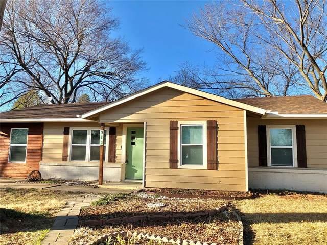 913 Calle Real, Mesquite, TX 75149 (MLS #14522952) :: Post Oak Realty
