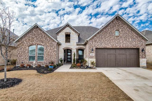 3005 Northshore Drive, Celina, TX 75009 (MLS #14522956) :: The Kimberly Davis Group