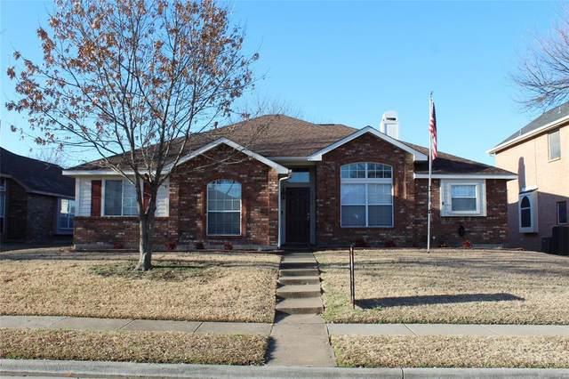 5905 Madison Drive, The Colony, TX 75056 (MLS #14522960) :: Jones-Papadopoulos & Co