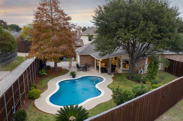 4201 Wild Plum Drive, Carrollton, TX 75010 (MLS #14522961) :: The Kimberly Davis Group