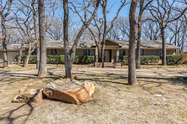 4009 Spring Hollow Street, Colleyville, TX 76034 (MLS #14522972) :: The Tierny Jordan Network