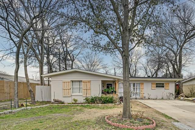 1514 W Grauwyler Road, Irving, TX 75061 (MLS #14523008) :: Team Hodnett