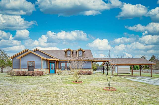 202 SE County Road 2190, Corsicana, TX 75109 (MLS #14523009) :: The Kimberly Davis Group