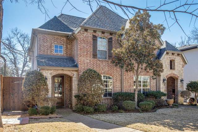 5628 Matalee Avenue, Dallas, TX 75206 (MLS #14523037) :: Robbins Real Estate Group
