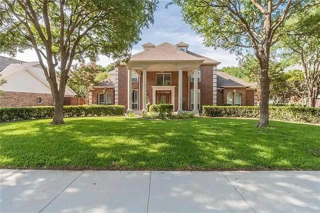 709 E Bethel School Road, Coppell, TX 75019 (MLS #14523059) :: Lyn L. Thomas Real Estate | Keller Williams Allen
