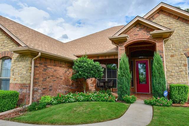 7021 Westover Drive, Granbury, TX 76049 (MLS #14523072) :: The Kimberly Davis Group