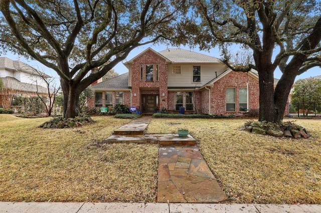 7118 Winding Creek Road, Dallas, TX 75252 (MLS #14523082) :: Lisa Birdsong Group | Compass