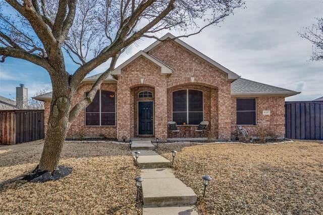9645 Fairmont Drive, Frisco, TX 75035 (MLS #14523095) :: The Chad Smith Team