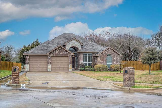 88 Post Oak Drive, Waxahachie, TX 75165 (MLS #14523113) :: All Cities USA Realty