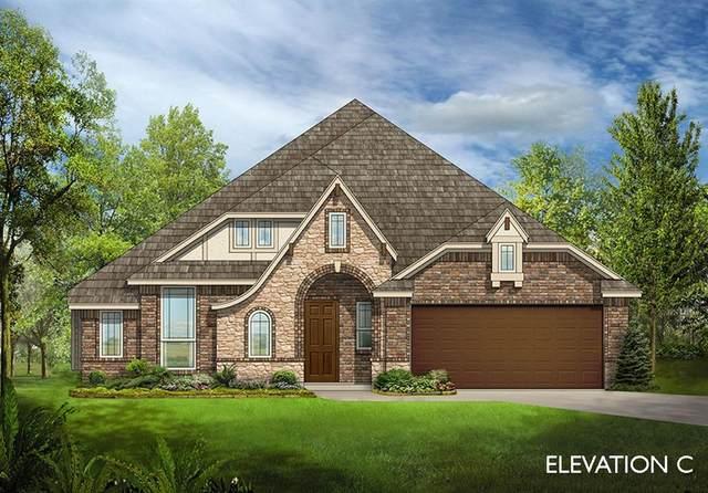 5010 Lake Park Drive, Mansfield, TX 76063 (MLS #14523142) :: The Tierny Jordan Network