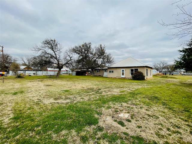 106 Woodlawn Avenue, Strawn, TX 76475 (MLS #14523161) :: All Cities USA Realty