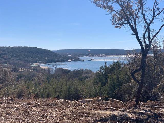 TBD 1148 FM Highway, Possum Kingdom Lake, TX 76450 (MLS #14523198) :: RE/MAX Landmark
