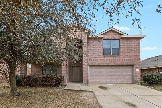 2049 Club Oak Drive, Heartland, TX 75126 (MLS #14523217) :: The Kimberly Davis Group