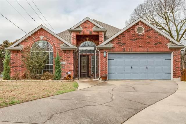 2613 Ridgewood Drive, Plano, TX 75074 (MLS #14523222) :: Team Tiller