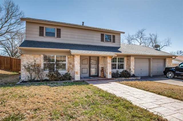 928 Gettysburg Place, Bedford, TX 76022 (MLS #14523225) :: The Chad Smith Team