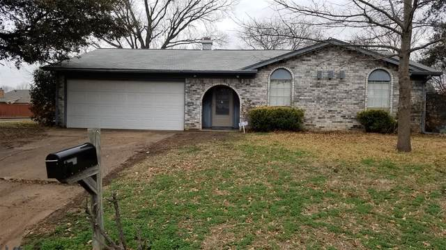 6020 Holiday Lane, North Richland Hills, TX 76180 (MLS #14523231) :: The Kimberly Davis Group