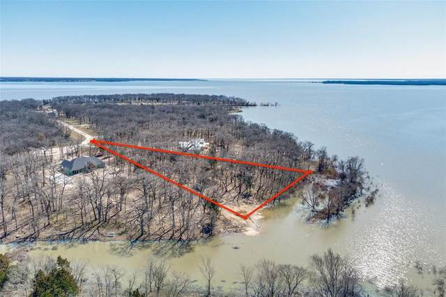 106 Open Water Point, Quinlan, TX 75474 (MLS #14523240) :: The Good Home Team