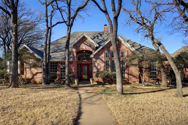 935 Williamsburg Lane, Keller, TX 76248 (MLS #14523249) :: Team Tiller