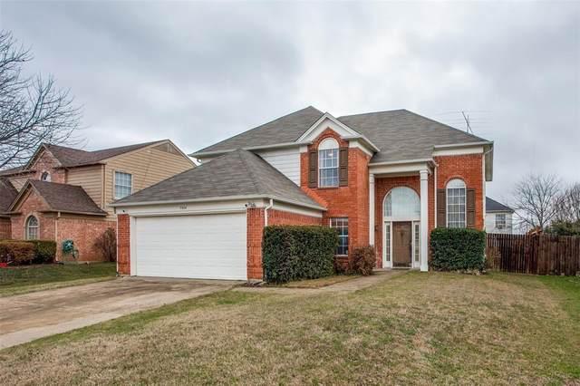 7505 Sagehill Court, Fort Worth, TX 76123 (MLS #14523257) :: The Kimberly Davis Group