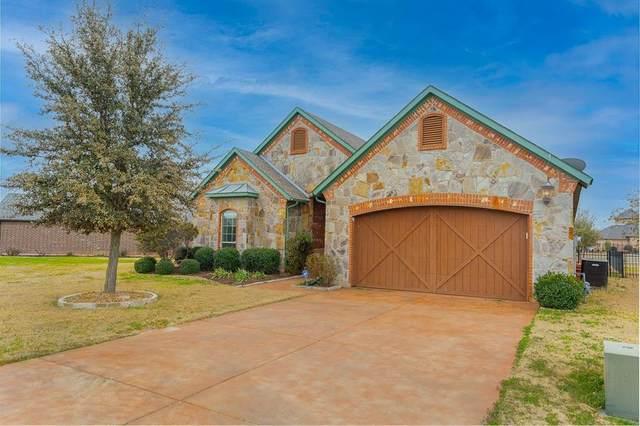3313 Ferry Boat Lane, Granbury, TX 76049 (MLS #14523272) :: Craig Properties Group