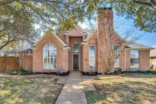 7301 Hollingsworth Drive, Plano, TX 75025 (MLS #14523285) :: The Tierny Jordan Network